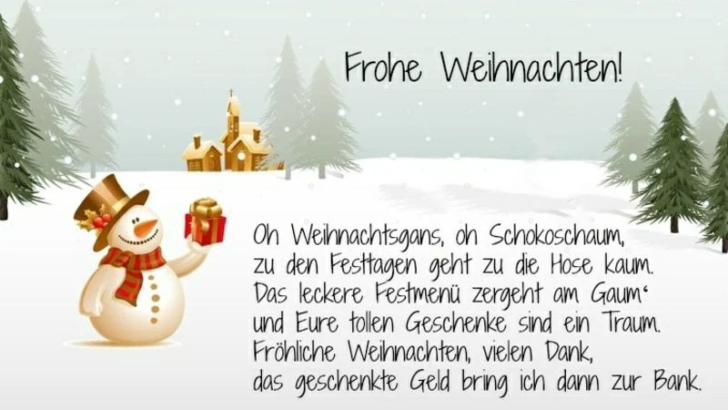 Extrem Lustige Weihnachtsgrüße Text Geschäftlich | Zitate Weihnachten DD27