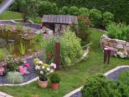 Gartengestaltung Ideen 40 kreative Vorschläge für den ...