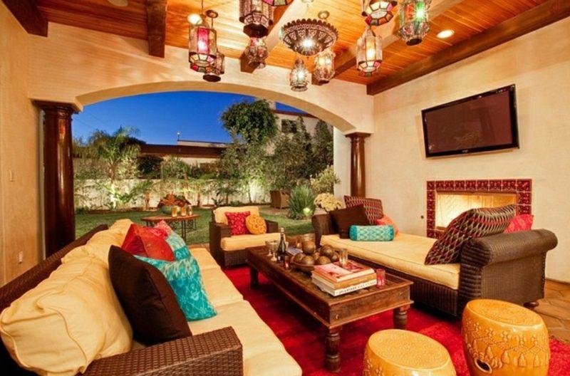 Wohnzimmer gestalten moderne Ideen in 4 Einrichtungsstils