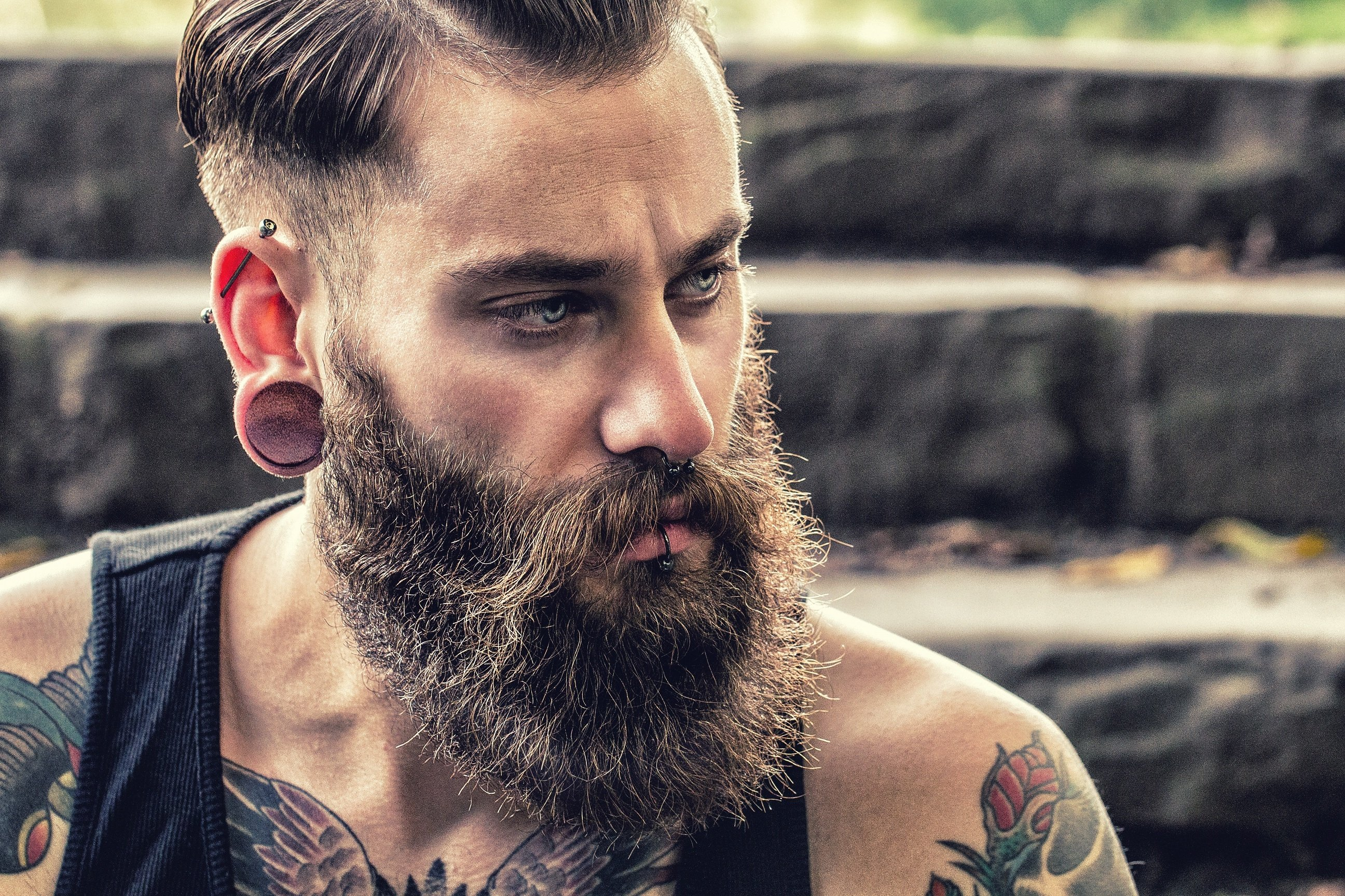 Bart wachsen lassen  Tipps und Tricks  Frisurentrends