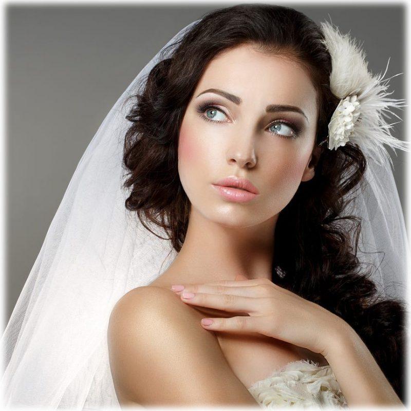 Schminken  22 Ideen frs Braut Makeup  Hochzeit  ZENIDEEN