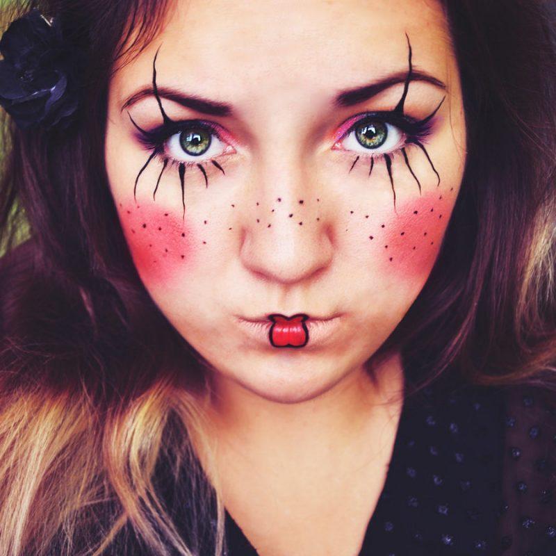 Halloween Make Up Ideen Leicht Latest Halloween Make Up Ideen