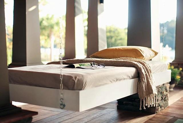 Bett selber bauen ist leichte Aufgabe 2 DIY