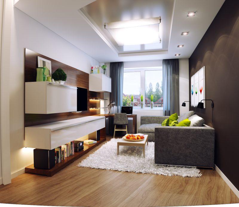 Kleines Wohnzimmer Modern Einrichten Waitingsharecom