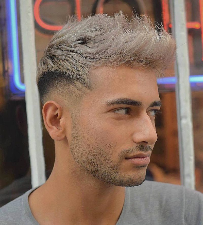 Undercut mit bergang  der neue alte Trend  Frisurentrends Mode  ZENIDEEN