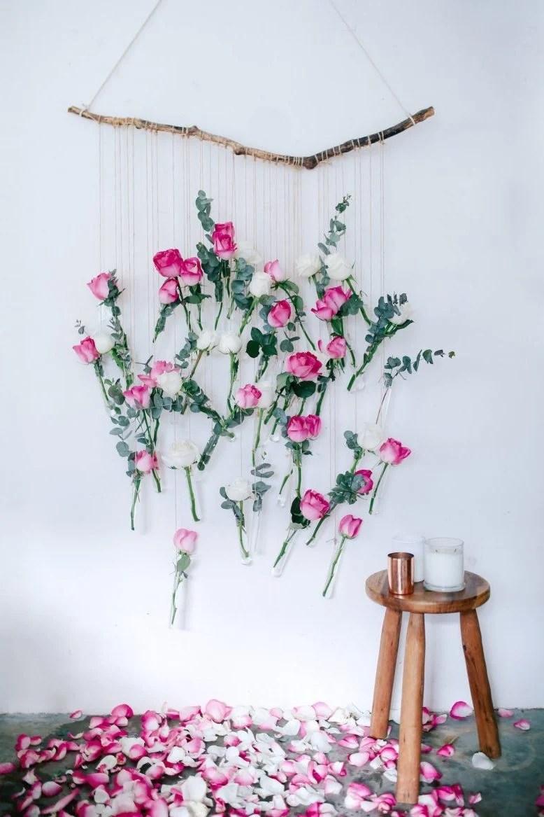 70 Kreative Wandgestaltung Ideen und Makramee Wandbehang Anleitung  DIY Wandverkleidung