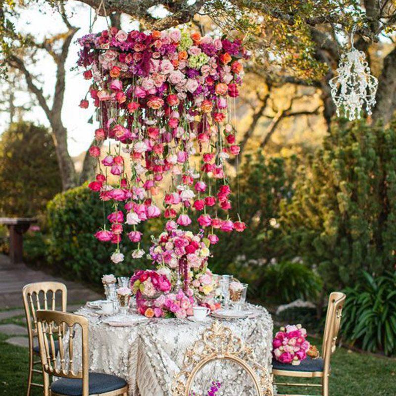 Blumendeko Hochzeit  60 inspirierende Vorschlge  Deko  Feiern Hochzeit  ZENIDEEN