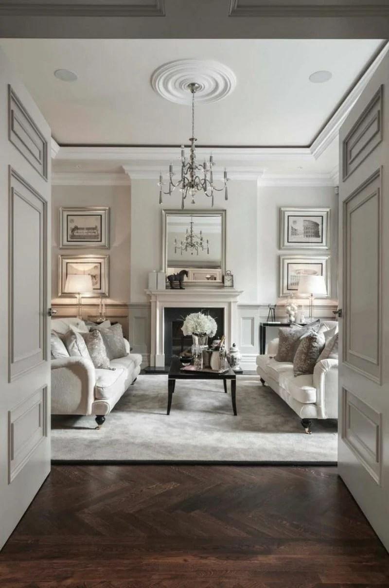 Die elegante Farbe Taupe  Wandverkleidung  ZENIDEEN