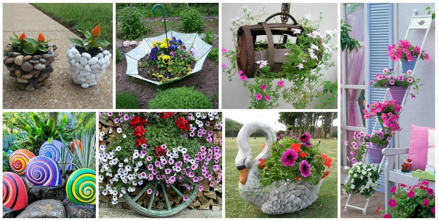Gartendeko 45 Tolle Ideen Zum Kaufen Und Selbermachen. Download Image · Garten  Deko ...