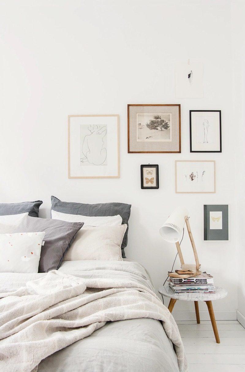 Schlafzimmer gestalten  prachtvolle Wandgestaltung schaffen  Schlafzimmer Wandverkleidung