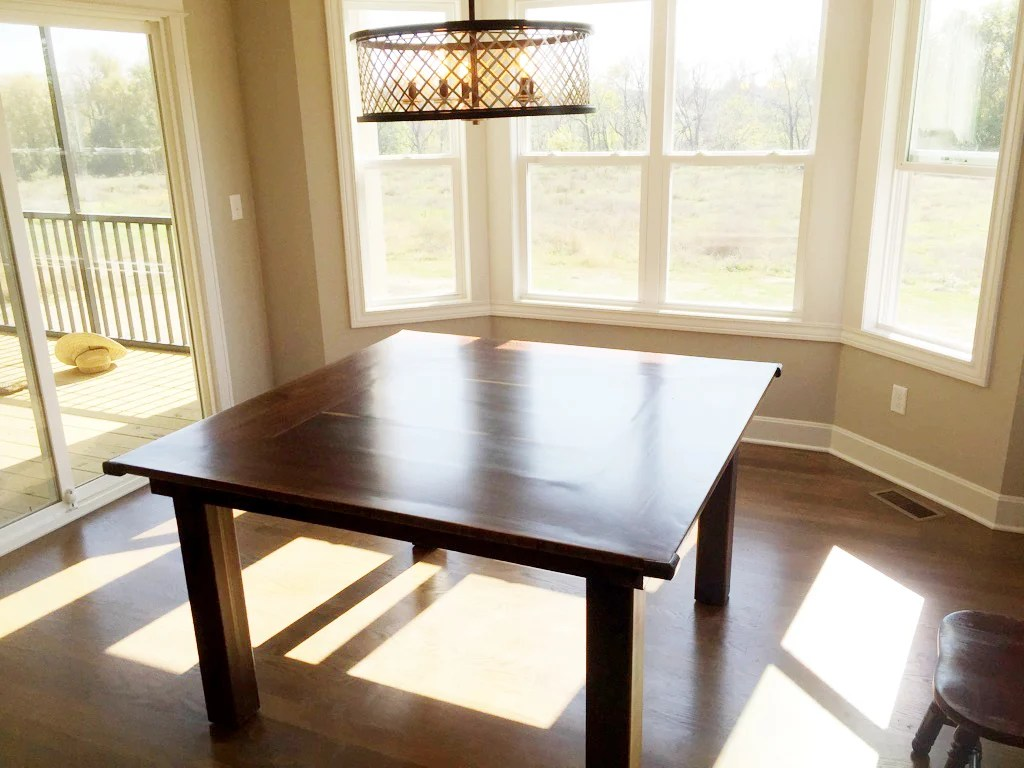 Tisch selber bauen fr individuelle Einrichtung  Bauanleitung und 20 DesignIdeen  DIY Mbel