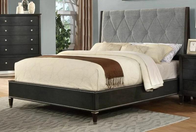 Bett Kopfteil Gepolstert Kaufen