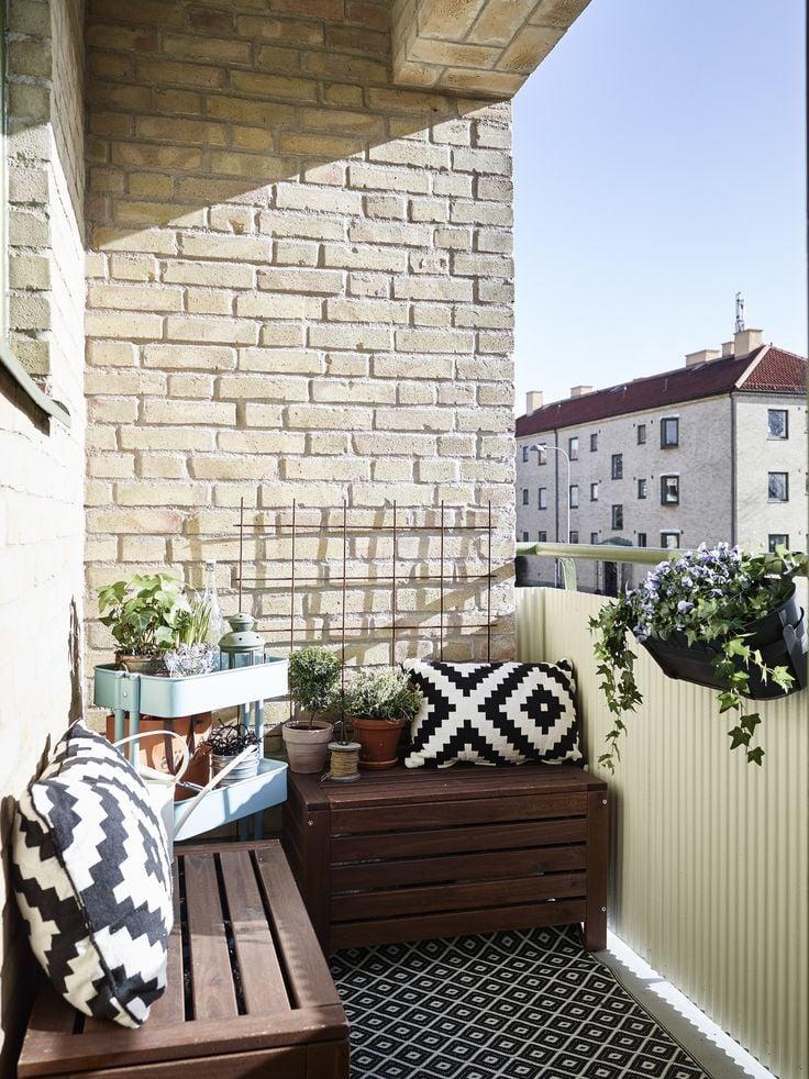 Die 60 besten DIY Dekorationen fr Ihre Terrassen  Balkon Terrassen  ZENIDEEN