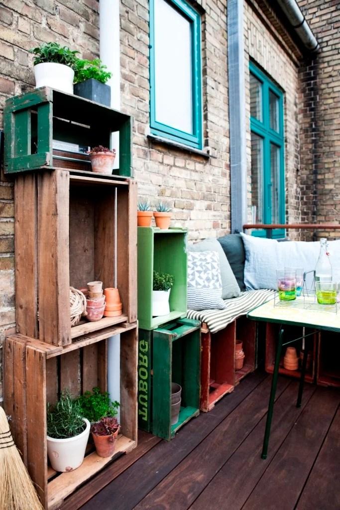 Die 60 besten DIY Dekorationen fr Ihre Terrassen