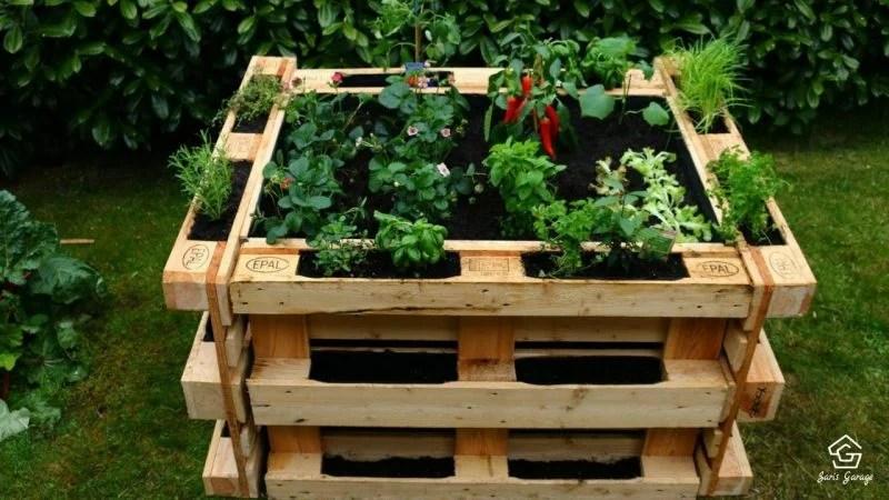 Gartenmbel aus Paletten  Palettenmbel Trend geht weiter  DIY Garten  ZENIDEEN