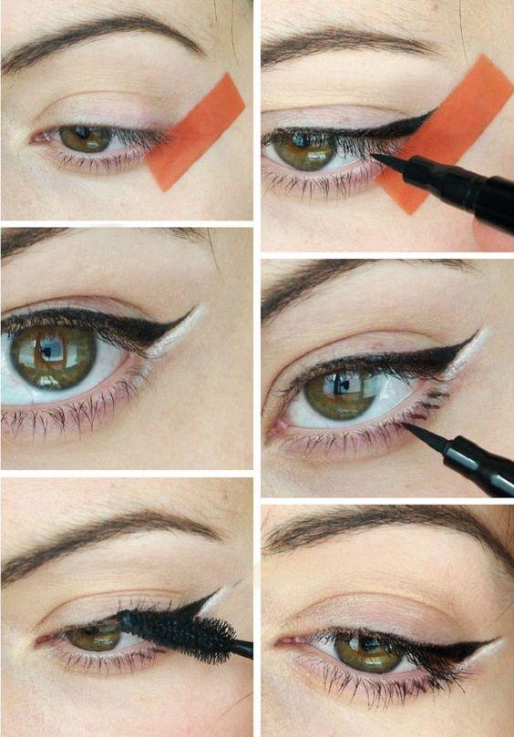 Das richtige Augen Make Up fr Ihre Augenformen  12