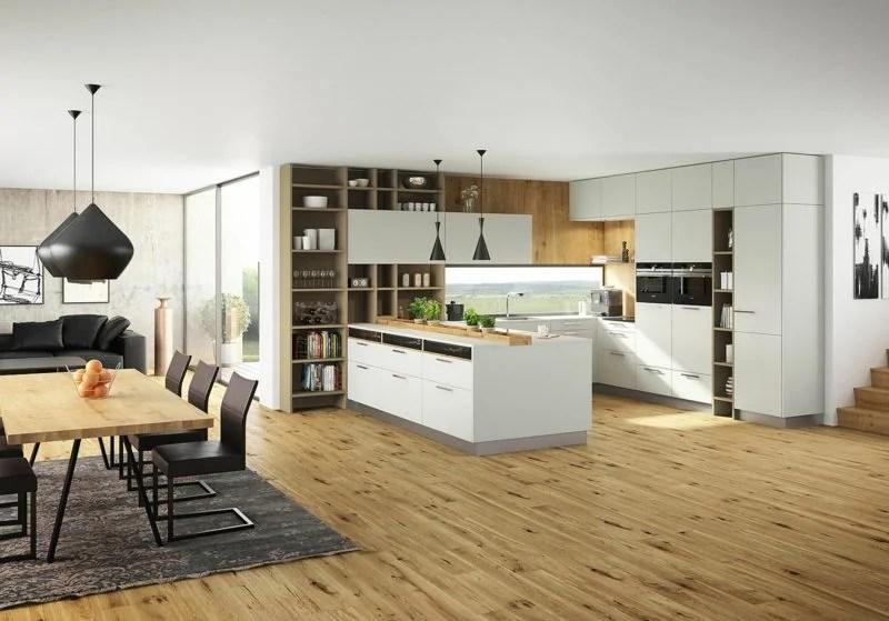 Wohnkche modern und praktisch gestalten  40 tolle Einrichtungsideen