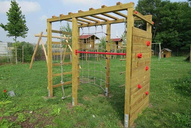 Klettergerüst Metall Garten : Klettergerust garten rubengonzalez club