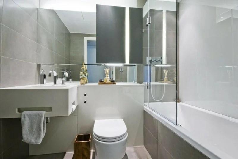 Moderne Badezimmer  40 luxurise Einrichtungsideen