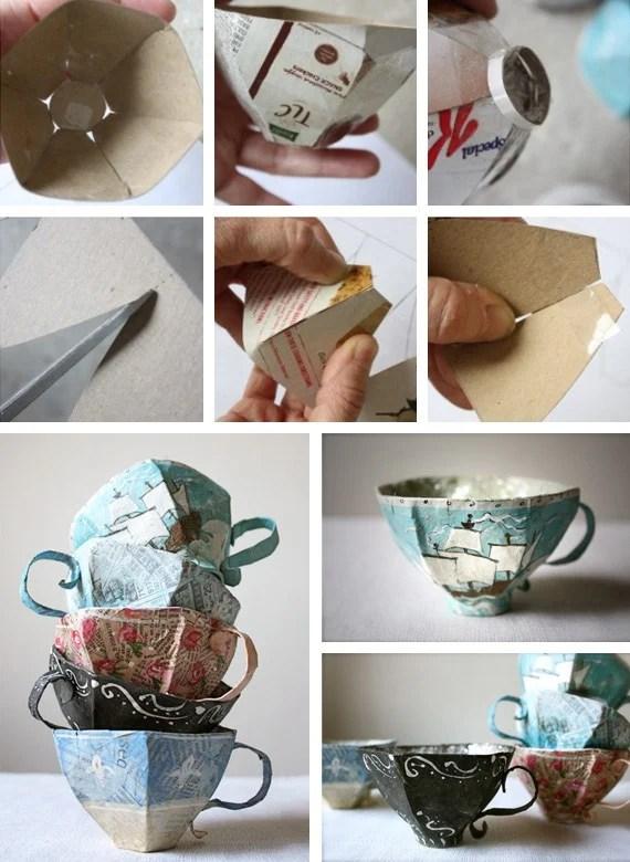 Schachtel falten fr kleine Geschenke basteln  31 DIY Ideen  DIY  ZENIDEEN