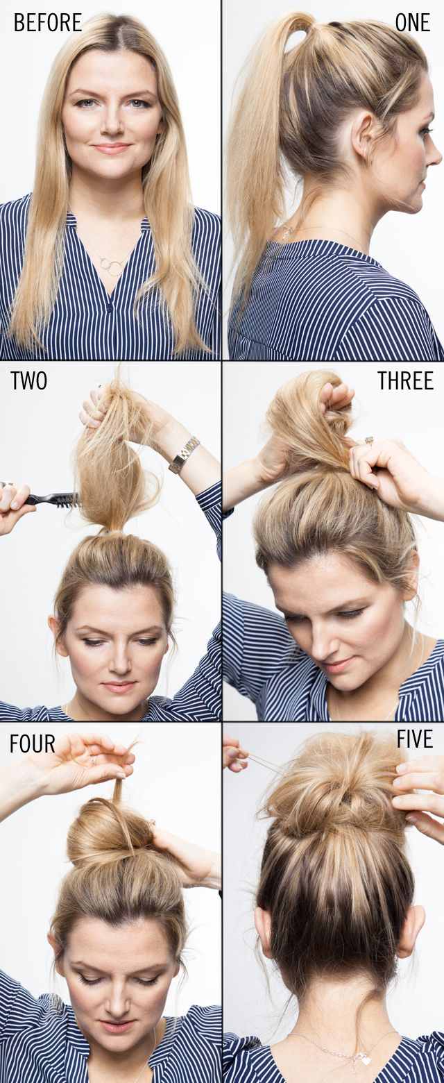 Frisuren fr feines Haar  Tipps und Tricks fr