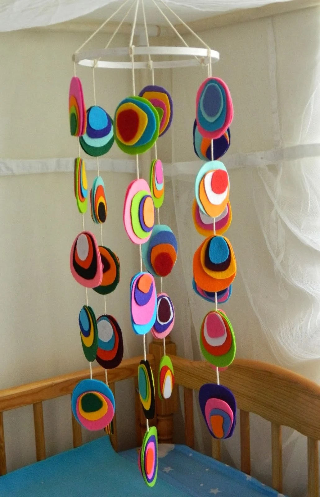 Kreative Ideen fr Mobile basteln zum Selbermachen  bastelideen Deko  Feiern DIY  ZENIDEEN