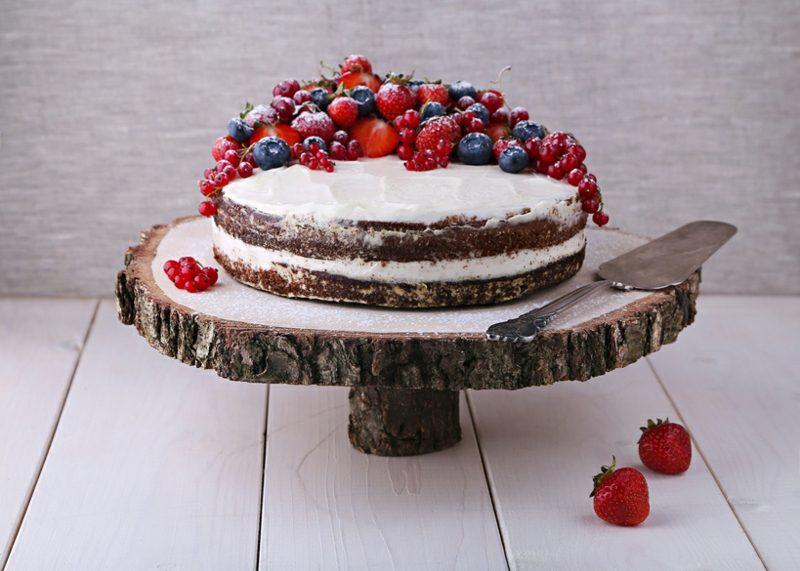 Naked Cake selber backen praktische Tipps und tolle