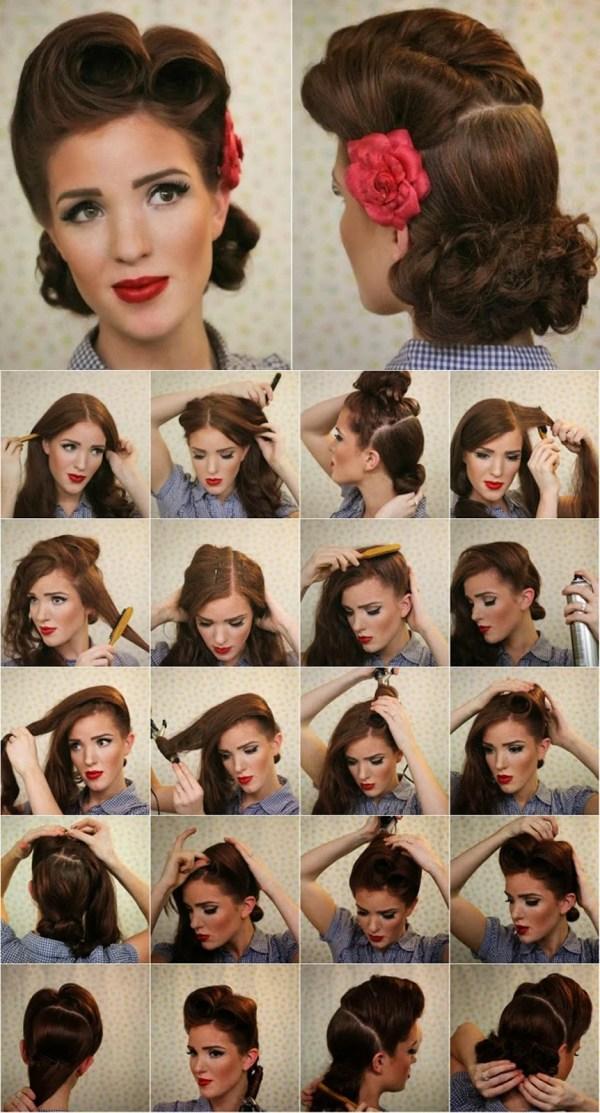 30 Rockabilly Girls Hairstyles Drawing Hairstyles Ideas Walk