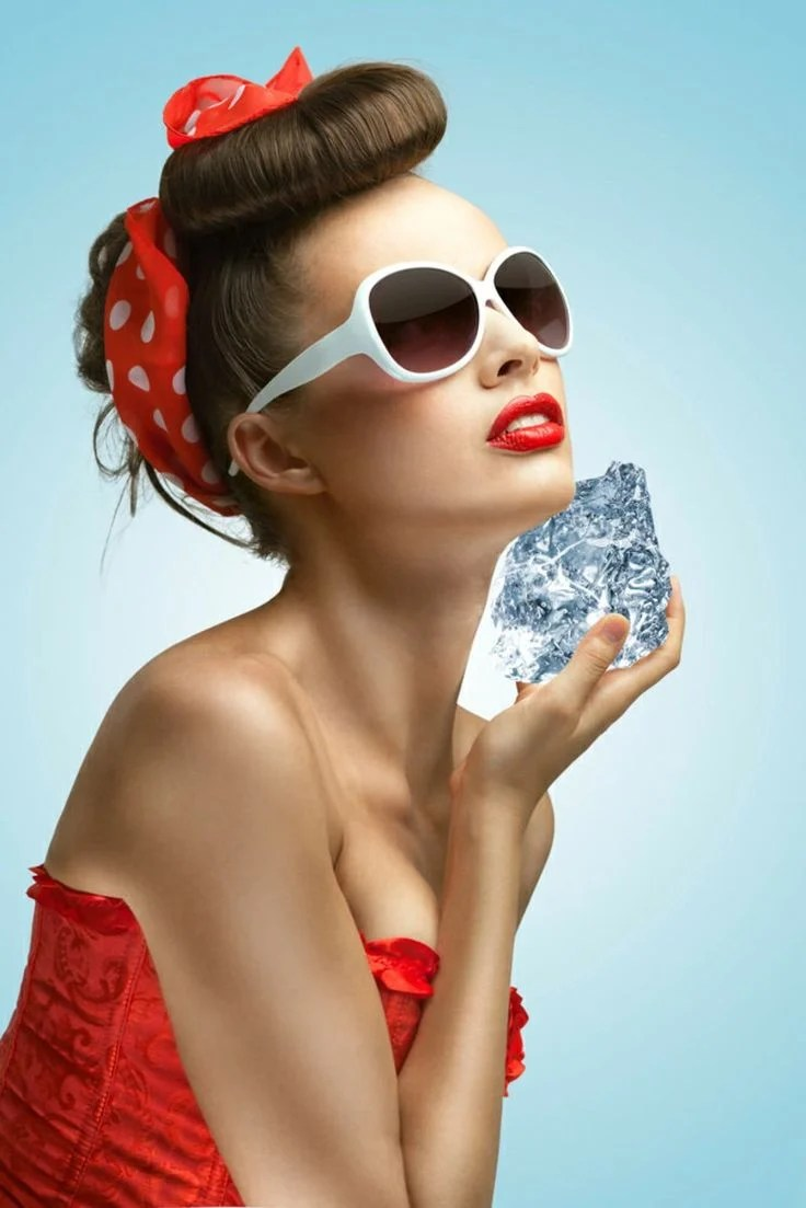 Die Rockabilly Frisur durch den Blick der modernen Frau  Frisurentrends  ZENIDEEN