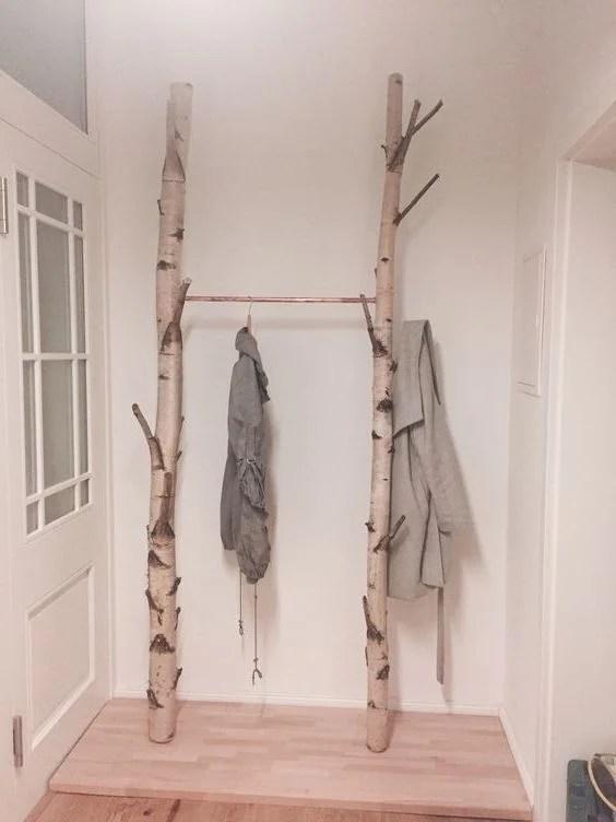 Garderobe selber bauen  Ideen und Anleitungen fr jeder