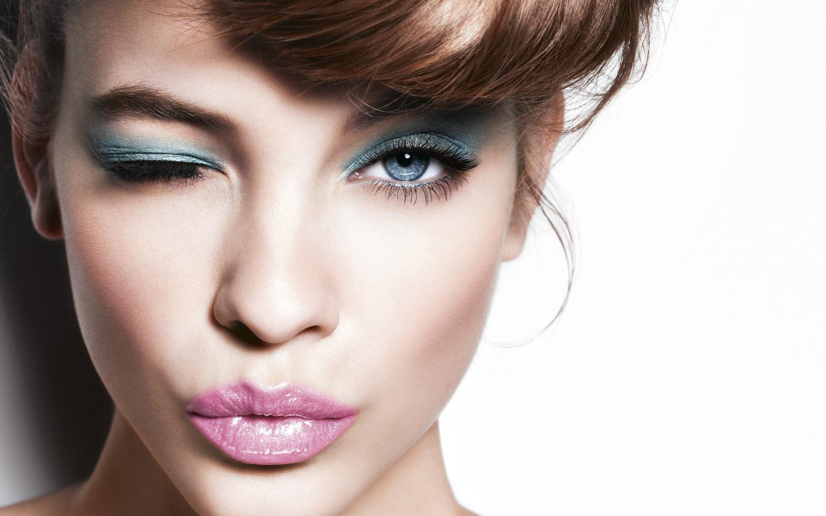 Hochzeits Make Up Blaue Augen Makeup Beauty