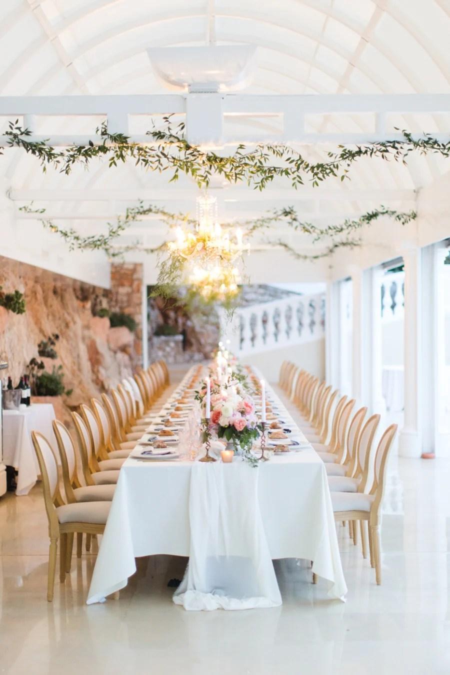 Hochzeitsdeko fr Tische  schpfen Sie kreative Ideen fr