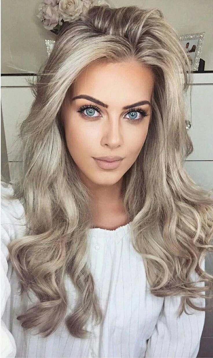 Das Aschblond trifft den Geschmack aller BlondJunkies  Frisurentrends  ZENIDEEN