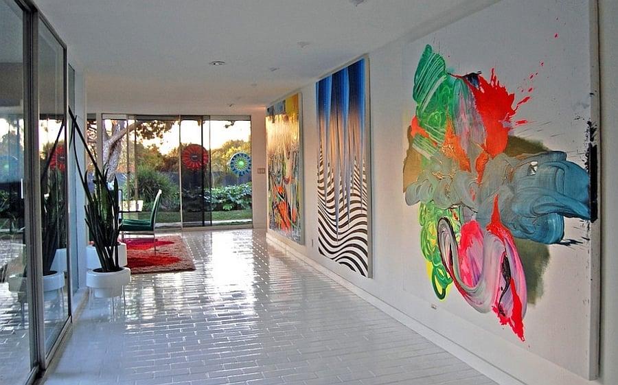 30 Wand Streichen Ideen die jedes Design Dilemma lsen knnen  Innendesign Wandverkleidung