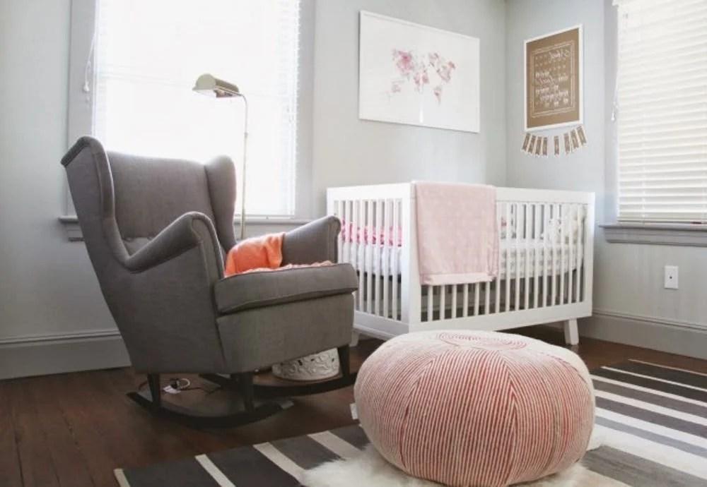 Babyzimmer komplett einrichten mit Ikea  31 Ikea Hacks