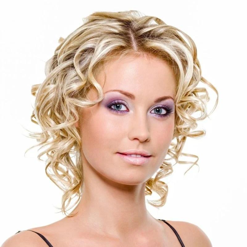 Kurze Haare In Blond