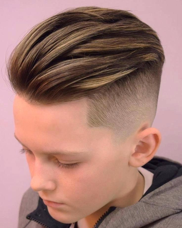 Trend Frisuren Jungs 2018