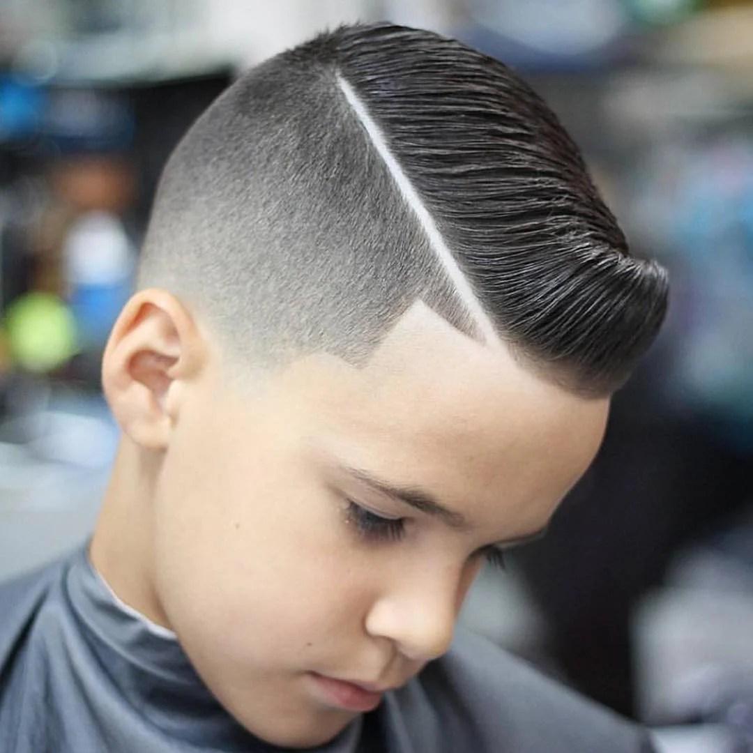 Cool in der Schule 23 moderne Jungs Frisuren im Trend  Frisurentrends  ZENIDEEN