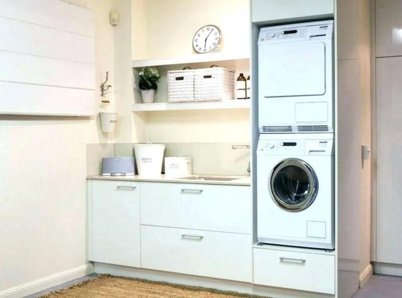 Waschmaschinen Und Trocknerschrank Blizzard