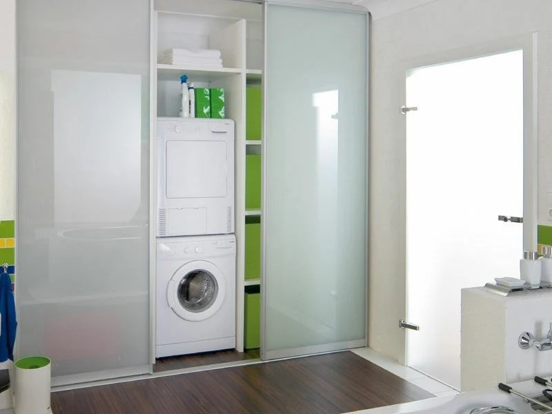Schrank fr Waschmaschine und Trockner Welche sind die Vorteile