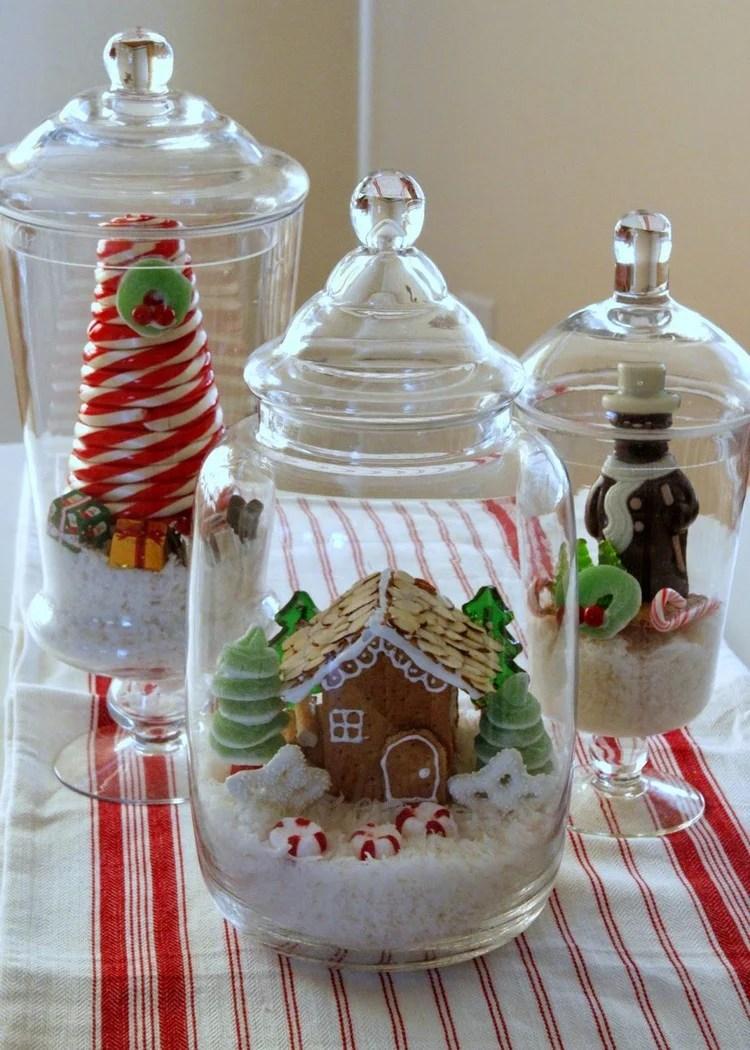 Weihnachtsgeschenke Basteln Mit Glas Windlicht Basteln 4 Kreative