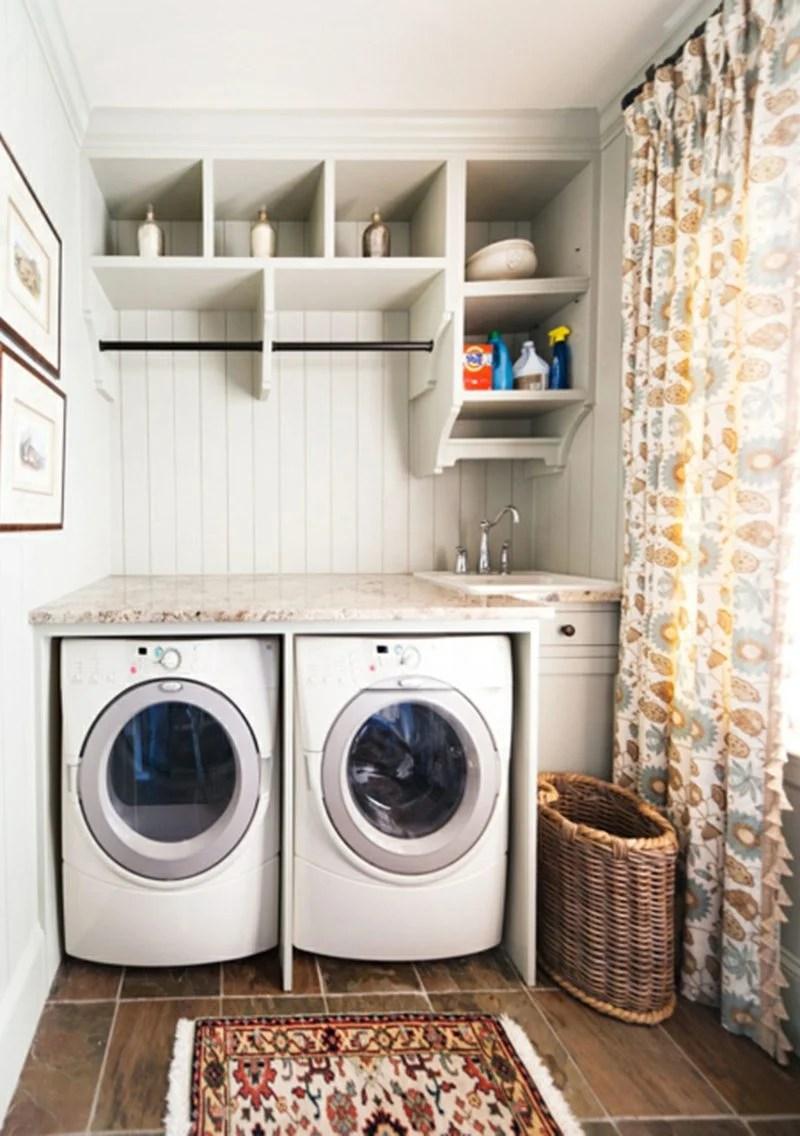 Beautiful Waschmaschine In Küche Verstecken Images ...