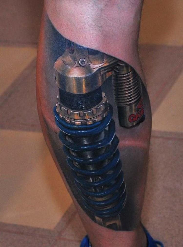 Tattoo Bilder 3d