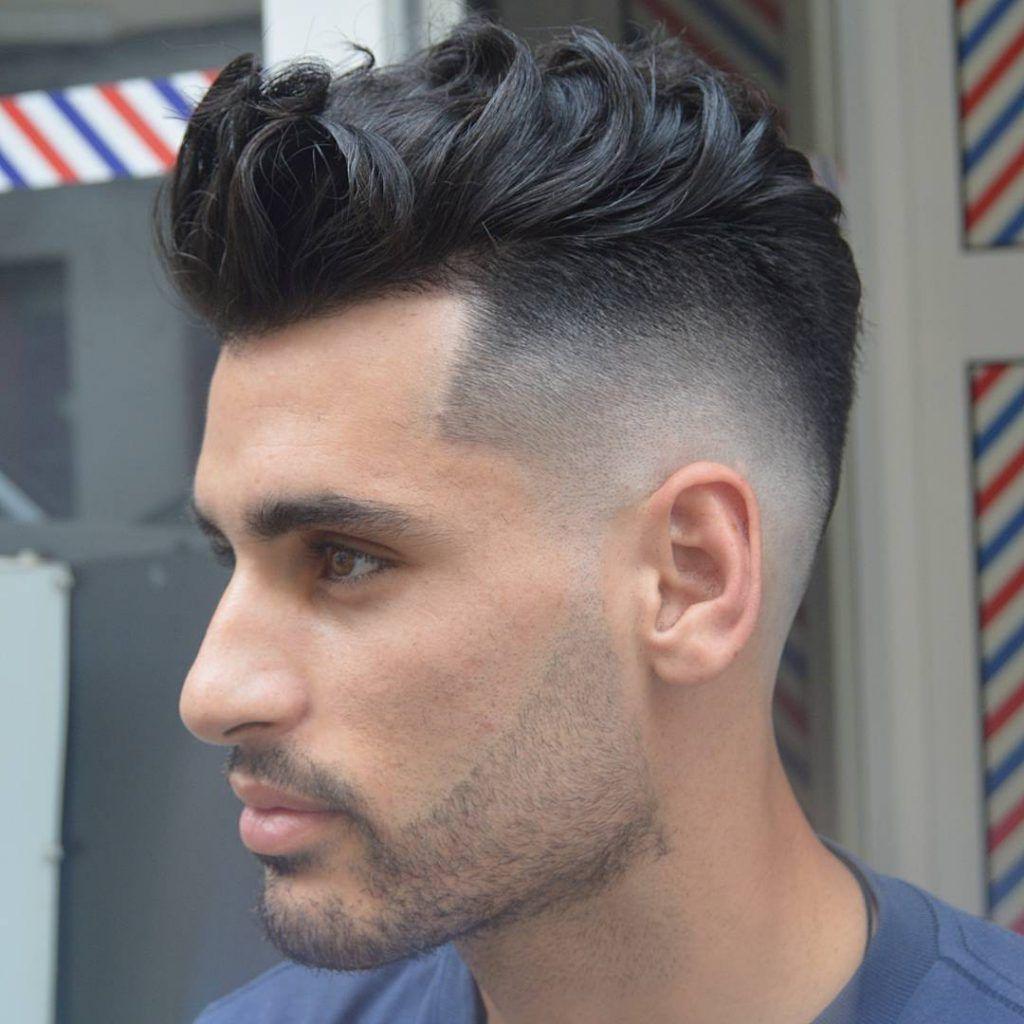 Trend Frisuren Herren 2019