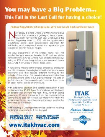 Fall Newsletter 2012-01