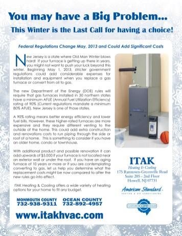 Winter Newsletter 2013-01