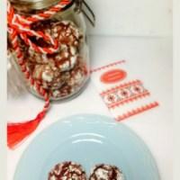 Fursecuri catifea - velvet cookies