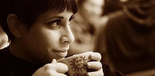 Marta, tea time