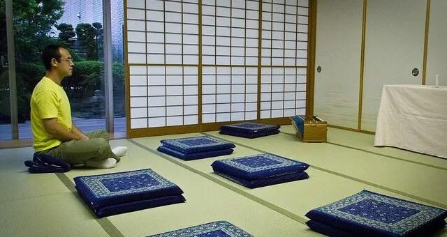 John Gillespie, Meditation in Tokyo