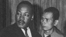Thich Nhat Hanh Martin Luther King